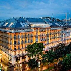 Grand Hotel Wien вид на фасад фото 2