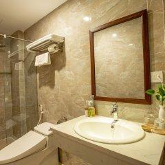 Adeline Hotel Ханой ванная фото 2