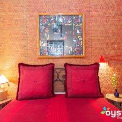 Отель Riad Maison-Arabo-Andalouse Марокко, Марракеш - отзывы, цены и фото номеров - забронировать отель Riad Maison-Arabo-Andalouse онлайн комната для гостей фото 5