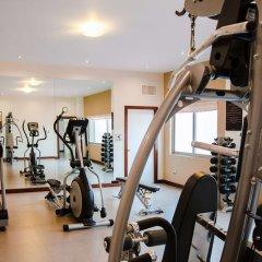 Отель Best Western Cumbres Inn Cd. Cuauhtémoc фитнесс-зал фото 3