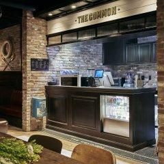 Отель Makers Hotel Южная Корея, Сеул - отзывы, цены и фото номеров - забронировать отель Makers Hotel онлайн гостиничный бар