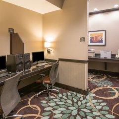 Отель Staybridge Suites Columbus-Airport США, Колумбус - отзывы, цены и фото номеров - забронировать отель Staybridge Suites Columbus-Airport онлайн интерьер отеля фото 3