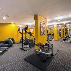 Отель Ramada Plaza ОАЭ, Дубай - 6 отзывов об отеле, цены и фото номеров - забронировать отель Ramada Plaza онлайн фитнесс-зал