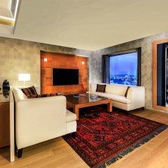 Отель Mercure Istanbul The Plaza Bosphorus комната для гостей