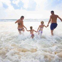 Отель Baan Karon Resort пляж