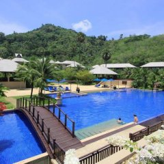 Отель Phuket Marriott Resort And Spa, Nai Yang Beach Пхукет бассейн