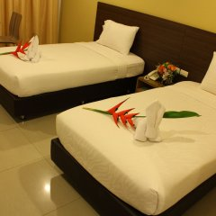 Отель 14 Living Бангкок сауна