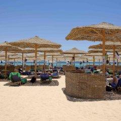 Отель Jaz Makadi Star & Spa пляж