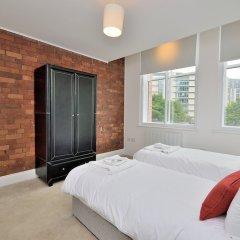 Отель Canal Street Apartments Великобритания, Манчестер - отзывы, цены и фото номеров - забронировать отель Canal Street Apartments онлайн комната для гостей фото 5