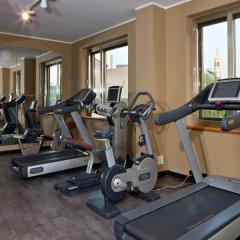 Ata Hotel Executive фитнесс-зал фото 2