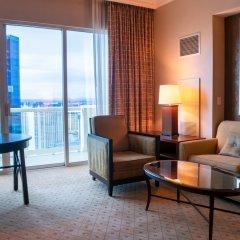 Отель The Signature at MGM Grand США, Лас-Вегас - 2 отзыва об отеле, цены и фото номеров - забронировать отель The Signature at MGM Grand онлайн комната для гостей фото 10