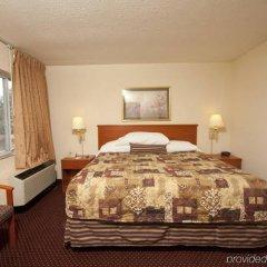 Отель Belvedere Motel США, Элкхарт - отзывы, цены и фото номеров - забронировать отель Belvedere Motel онлайн комната для гостей фото 4