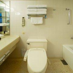 Отель New Otani Tokyo, The Main Япония, Токио - 2 отзыва об отеле, цены и фото номеров - забронировать отель New Otani Tokyo, The Main онлайн ванная