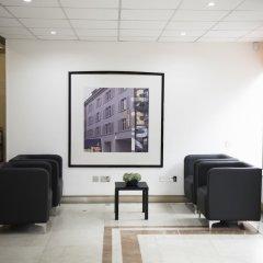 Отель easyHotel Old Street Barbican интерьер отеля