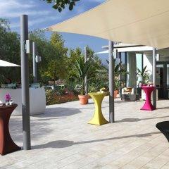 Отель Villas Can Lluc спортивное сооружение