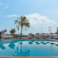Blue Sky City Beach Hotel бассейн фото 3
