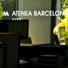 Апарт-отель Atenea Barcelona Барселона удобства в номере