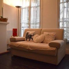 Апартаменты Cosy 1 Bedroom Apartment Near Le Marais Париж интерьер отеля