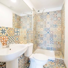Vistas de Lisboa Hostel ванная фото 2