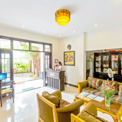 Отель Riverside Impression Homestay Villa комната для гостей фото 3