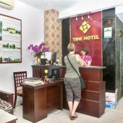 Time Hotel спа