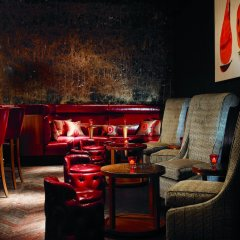 Отель The Ritz Carlton Vienna Вена гостиничный бар