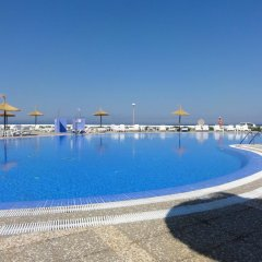 Отель Menorca Sea Club Испания, Кала-эн-Бланес - отзывы, цены и фото номеров - забронировать отель Menorca Sea Club онлайн пляж