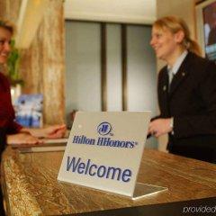 Отель Hilton Düsseldorf в номере