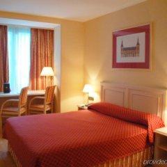 Отель Senator Castellana Испания, Мадрид - 3 отзыва об отеле, цены и фото номеров - забронировать отель Senator Castellana онлайн комната для гостей фото 2