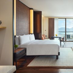 Отель Grand Hyatt Sanya Haitang Bay Resort and Spa комната для гостей
