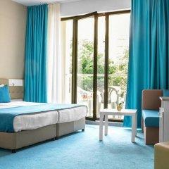 Отель Smartline Arena Золотые пески комната для гостей фото 3