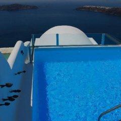Отель Heliotopos Hotel Греция, Остров Санторини - отзывы, цены и фото номеров - забронировать отель Heliotopos Hotel онлайн бассейн фото 3