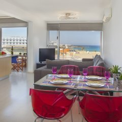 Отель Fig Tree Bay Кипр, Протарас - отзывы, цены и фото номеров - забронировать отель Fig Tree Bay онлайн комната для гостей фото 5