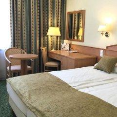 Отель Danubius Hotel Erzsébet City Center Венгрия, Будапешт - 6 отзывов об отеле, цены и фото номеров - забронировать отель Danubius Hotel Erzsébet City Center онлайн комната для гостей фото 5