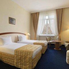 Отель Рамада Пловдив Тримонциум комната для гостей фото 4