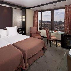 Отель Meliá Barcelona Sarrià комната для гостей фото 4