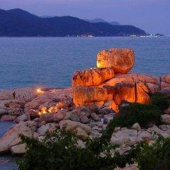 Anrizon Hotel Nha Trang пляж