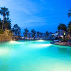 Отель Villa del Palmar Beach Resort & Spa Cabo San Lucas бассейн фото 2