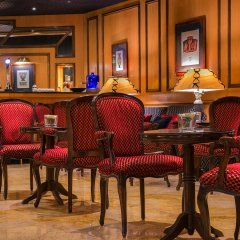 Отель Dom Pedro Lisboa Лиссабон гостиничный бар