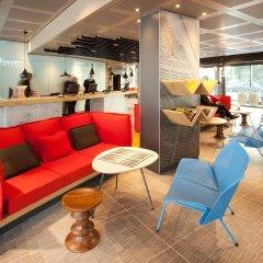 Отель Ibis Genève Centre Nations интерьер отеля