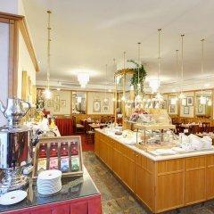 Отель Theaterhotel Wien питание фото 3