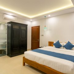 Отель An Bang Scent Beach Homestay Хойан комната для гостей фото 2