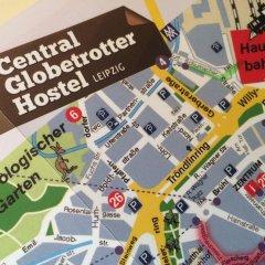Central Globetrotter Hostel Leipzig Hauptbahnhof спортивное сооружение