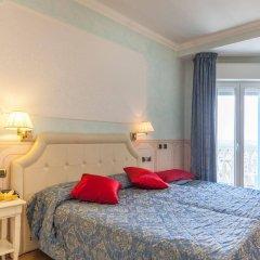 Hotel Baia Imperiale Римини комната для гостей