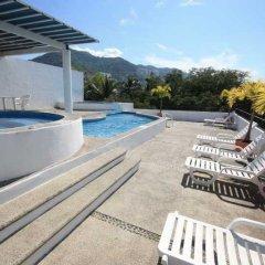 Отель Suites Plaza Del Rio Пуэрто-Вальярта бассейн фото 2