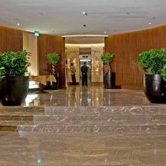 Flora Park Hotel Apartments интерьер отеля
