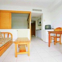 Отель Salou Pacific Испания, Салоу - отзывы, цены и фото номеров - забронировать отель Salou Pacific онлайн комната для гостей фото 2