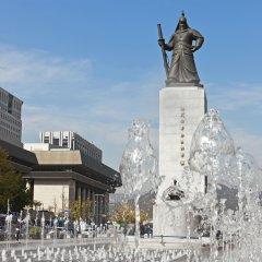 Отель Sheraton Seoul D Cube City Hotel Южная Корея, Сеул - отзывы, цены и фото номеров - забронировать отель Sheraton Seoul D Cube City Hotel онлайн фото 4
