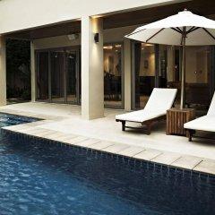 Отель The Residence Resort & Spa Retreat бассейн