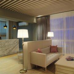 Отель The Raya Surawong Bangkok Бангкок интерьер отеля